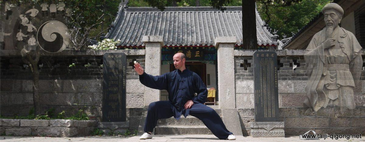 Chen Shi Taijiquan Xiaojia Luxemburg